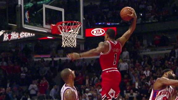 Video - Bulls Hand Knicks Sixth Straight Loss