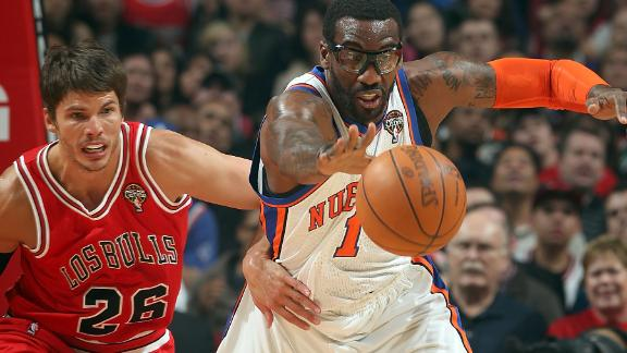 Video - Knicks Fall To Bulls