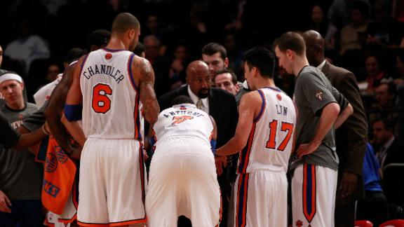 Video - Knicks Need Defense