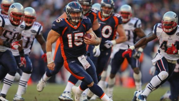 Video - Should The Pats Trade For Tebow?