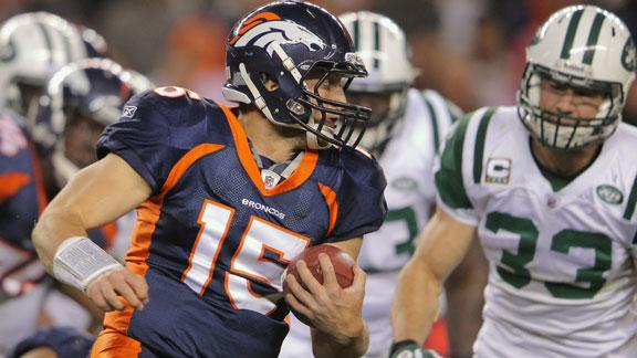 New York Jets acquire Tim Tebow for 4th-round pick, source says ...