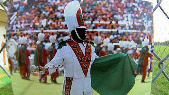 Culture of hazing among Florida A&M University band members ...