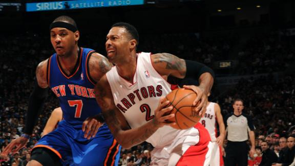 Video - Raptors Crush Knicks