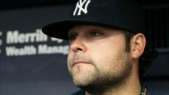 2012 spring training -- New York Yankees' JOBA CHAMBERLAIN suffers ...