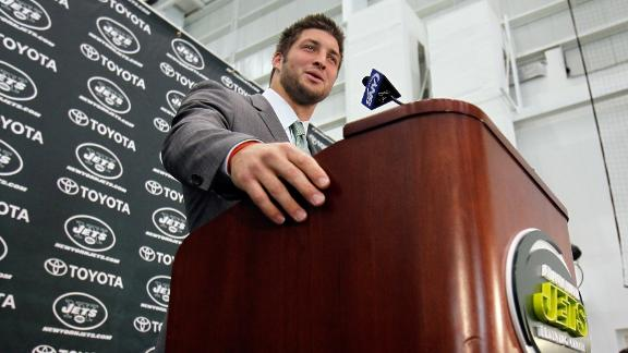 Video - Stephen A. Reacts To Tebow's Press Conference