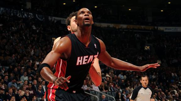 Video - Heat Fight Off Raptors