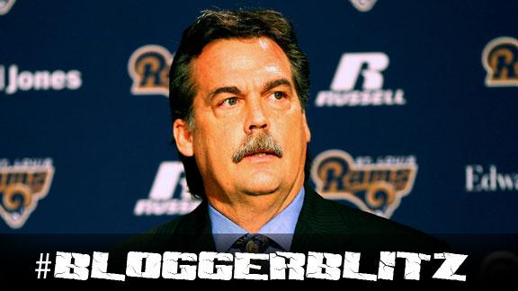 Video - Blogger Blitz: Total Rebuild Of The Rams
