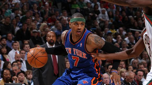 Video - Knicks Fight Off Bucks In Battle For Playoffs
