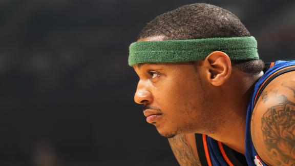Video - Melo Confident After Win Over Bucks