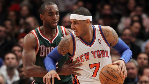 Video - W2W4: Knicks-Bucks