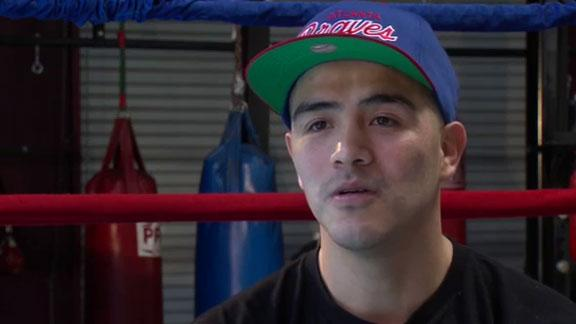 Five keys for BRANDON RIOS against Richard Abril - ESPN