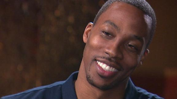 Video - Dwight Howard Conversation
