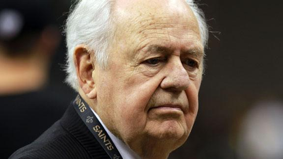 Video - Saints Owner Buys Hornets
