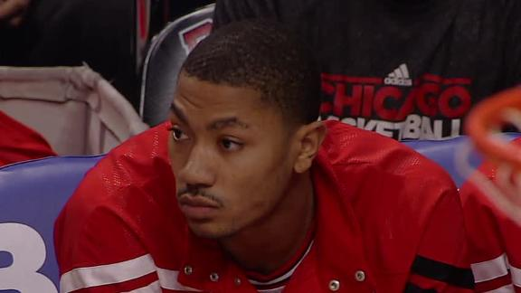 Derrick Rose important in Chicago Bulls statement win over Miam…