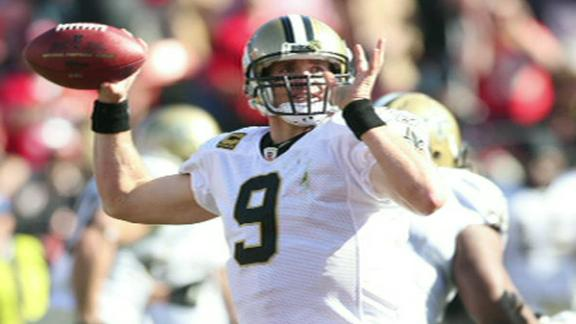 Video - No Contract Talks For Drew Brees