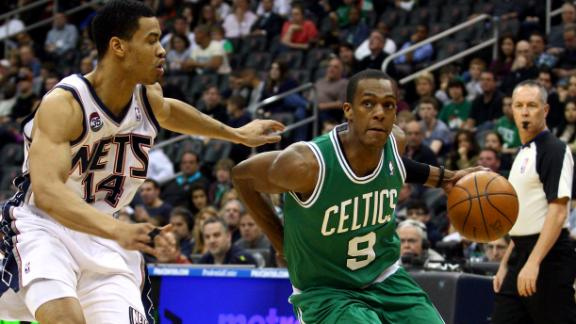 Video - Rondo Leads Celtics Past Nets