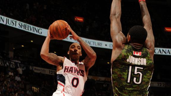Video - Teague's Double-Double Lifts Raptors