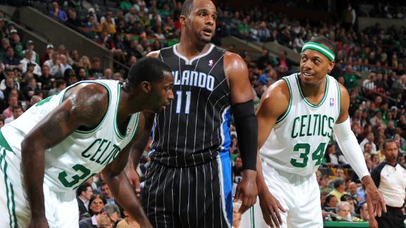 Video - Celtics Defeat Magic, Clinch Atlantic Division