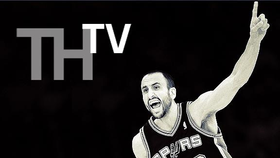 Video - TrueHoop TV: Five on the Spurs