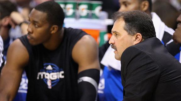 Video - Can Howard, Van Gundy Coexist?