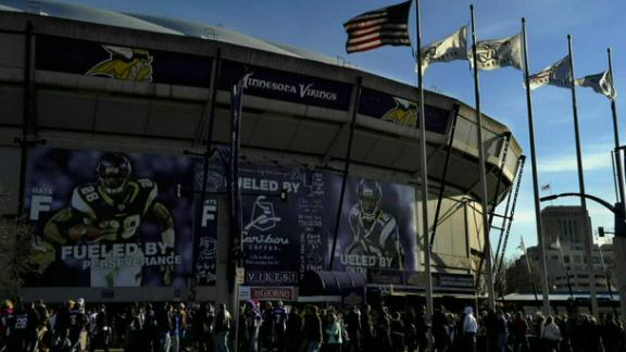 Video - Latest On Vikings Plan To Build New Stadium