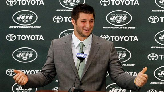 Video - How Many Games Will Tim Tebow Start This Season?