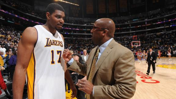 Video - Bynum Benching: Good or Bad Move?