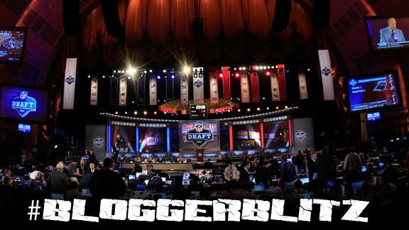 Video - Blogger Blitz: Draft Talk