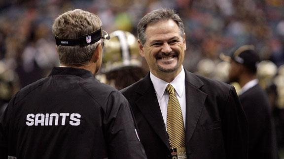 Video - Punishment For Mickey Loomis/Saints