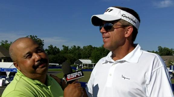 Video - Sean Payton Talks Golf At Zurich Classic Pro-Am