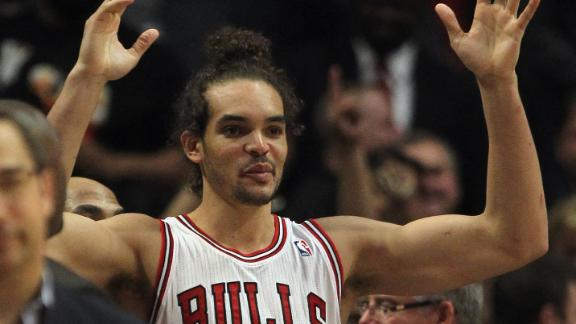 Video - Bulls Clinch Home-Court