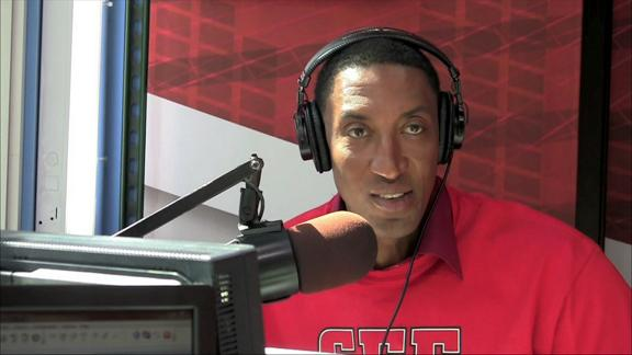Video - Pippen Talks MJ vs LeBron