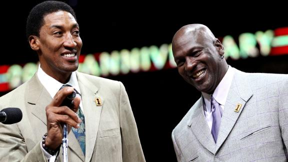 Video - Pippen Expects MJ to Bounce Back