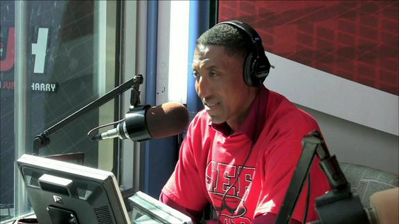Video - Pippen Says Injuries Won't Slow Bulls