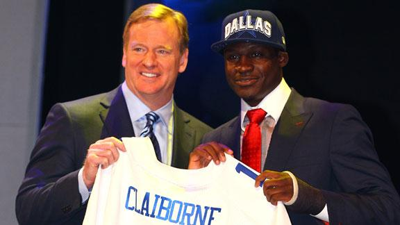 Video - Grading The Cowboys First Round