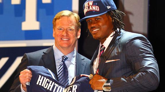 Video - Grading The Patriots First Round