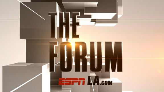 Video - The Forum:  Lakers Playoff Headlines