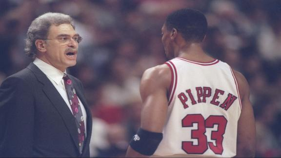 Video - Pippen: Phil Jackson Not Done Yet