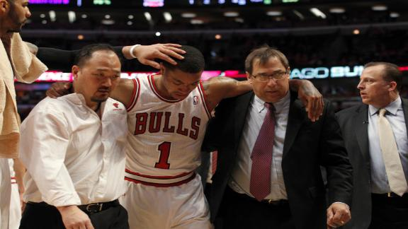 Video - Rose Injury Deflates Chicago