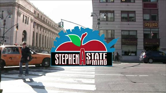 Video - Stephen A. State of Mind: Knicks Prep for Heat