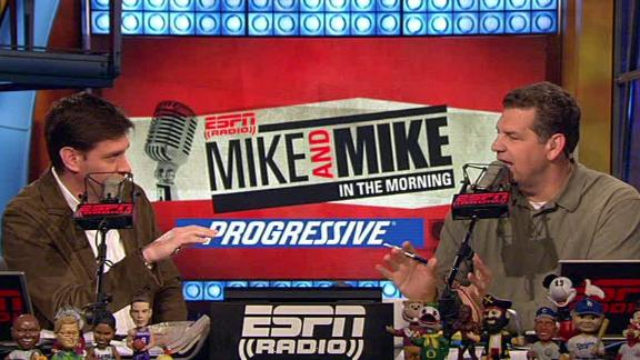 Video - Mike And Mike - Greeny Can't Win