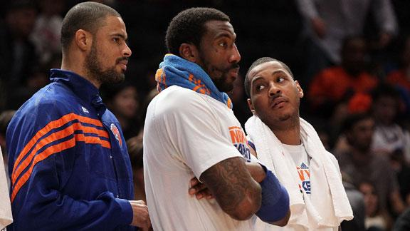 Video - Fixing The Knicks