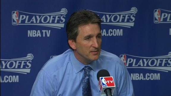 Video - Del Negro On Clippers Huge Win
