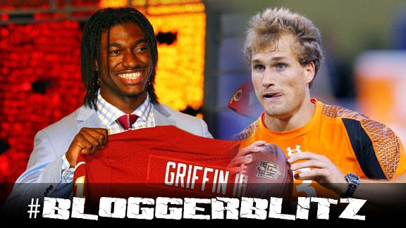 Video - Blogger Blitz: QB Controversy In Washington?