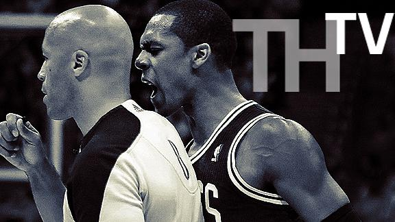 Video - TrueHoop TV: Flaring Tempers