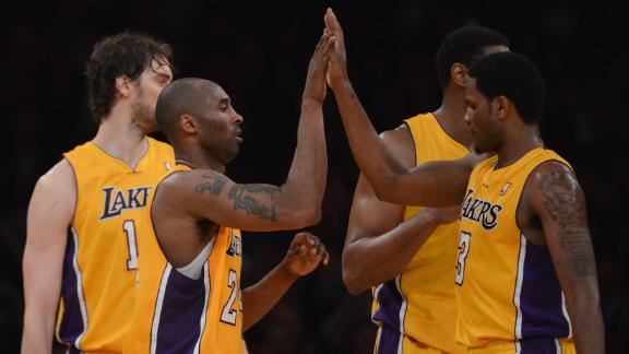 Video - Kobe, Lakers Take 2-0 Lead