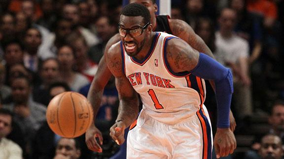 Video - Amare Stoudemire Latest