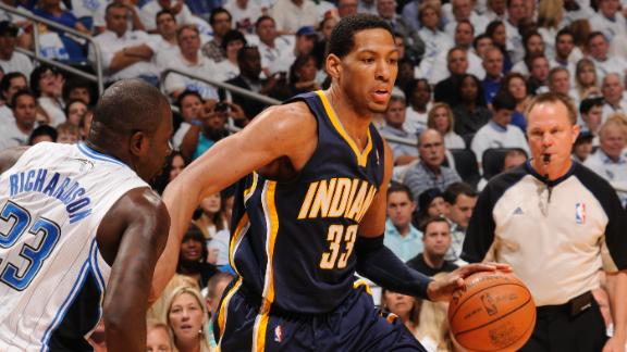 Video - Granger, Pacers Control Game 3