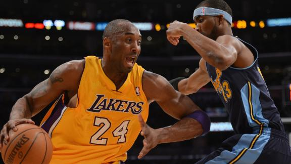 Video - W2W4: Lakers-Nuggets