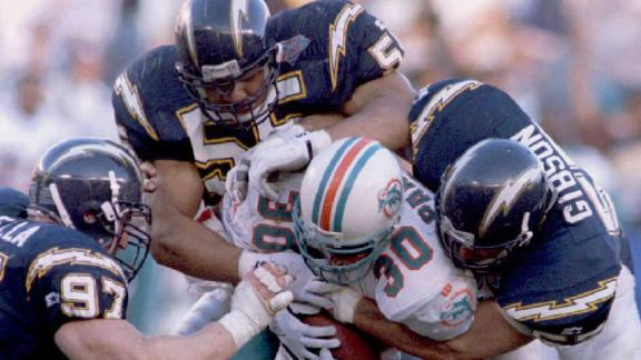 1994 San Diego Chargers Season Images